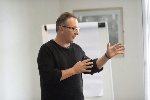 Jonathan Brough, consultant for developing negotiation capability